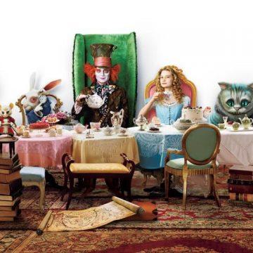 Partyideen für Alice im Wunderland – Teil 1