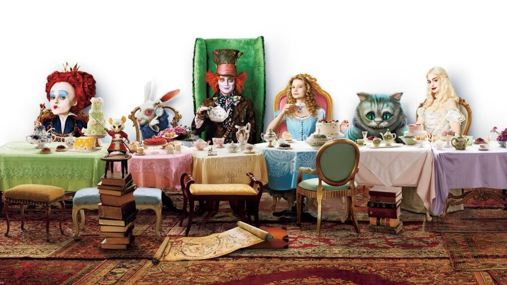 alice in wonderland hd multi monitor HD