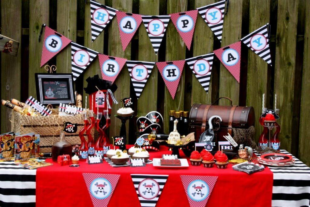 Piraten Party Dekoration und Zubeh r partyspiele kinderspiele geburtstagsspiele
