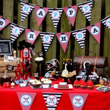 Piraten Party – Dekoration und Zubehör Tipps