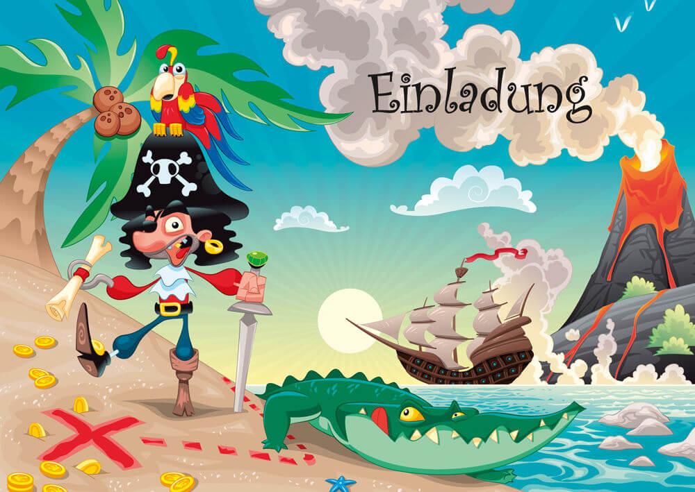 kinderspiele piraten