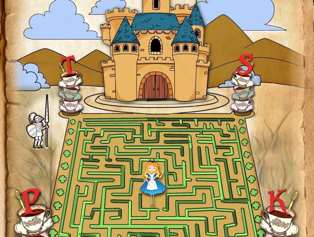 alice-wunderland-labirint-schatzsuche-kindergeburtstag-schnitzeljagd-partyspiele-kinderspiele-geburtstagsspiele