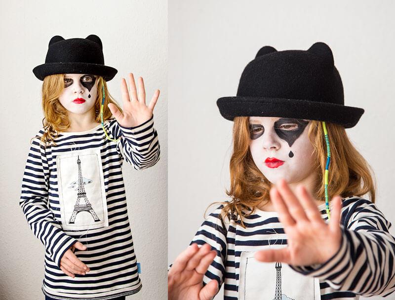 Pantomime Spiel Kinder