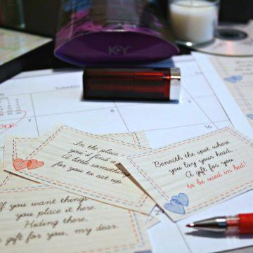 Wie man eine romantische Schatzsuche plant – teil II