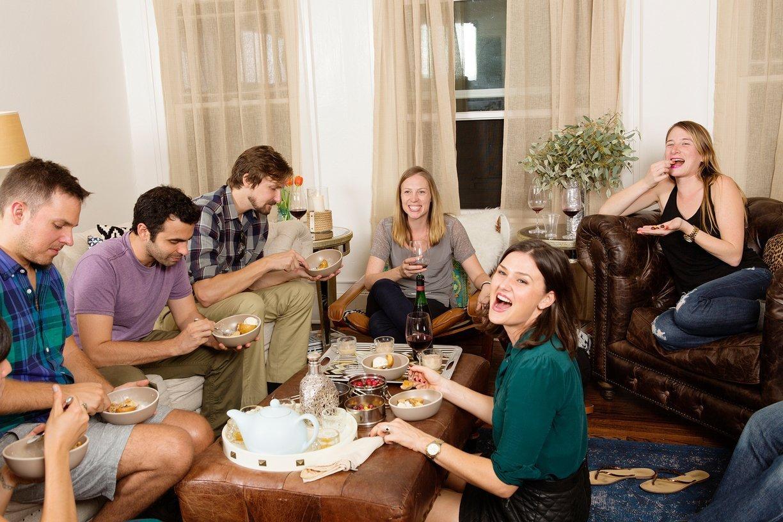 House Party Game Nicht Zensiert
