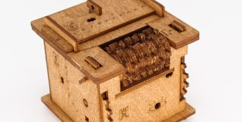 Cluebox - 60 min Escape Room in the Box. Schrodinger's Cat